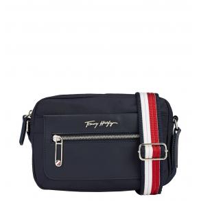 Τσάντα TOMMY HILFIGER 10214 Fresh Signature Μπλε