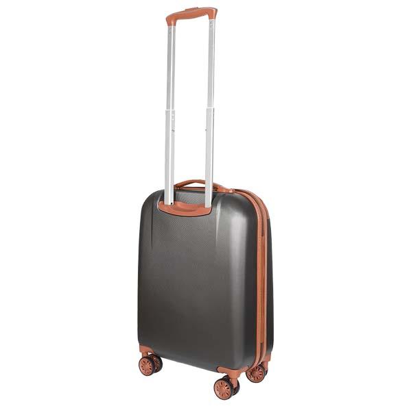 Bαλίτσα καμπίνας σκληρή DIELLE  155/50 Γκρι