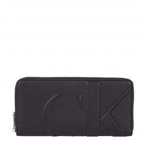 Πορτοφόλι CALVIN KLEIN K60K608249 Μαύρο