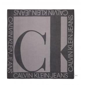 Φουλάρι CALVIN KLEIN K60K608289 Μαύρο