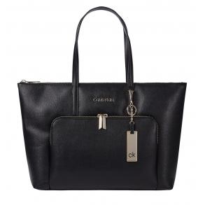 Τσάντα CALVIN KLEIN K60K608554 Μαύρo