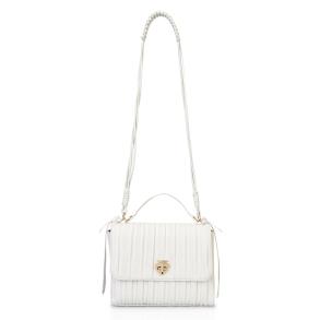 Τσάντα LE PANDORINE PE21DAV02791 Cris Mini Λευκο