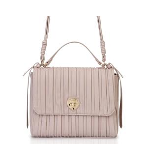 Τσάντα LE PANDORINE PE21DAV02791 Cris Mini Ροζ
