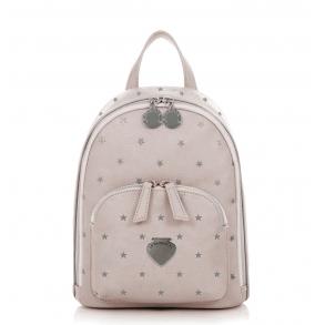 Σακίδιο πλάτης Le Pandorine PE21DBS02814 Vicky Backpack Ροζ