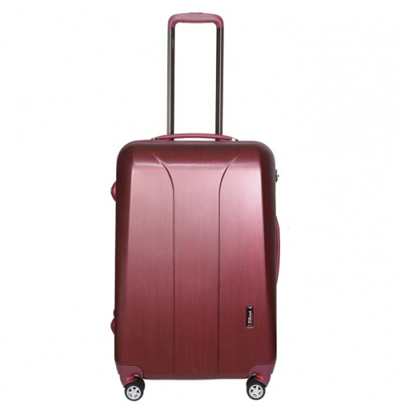 Bαλίτσα σκληρή MARCH NEWCARAT/60 Μεσαία Μπορντώ