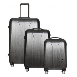 Σετ 3 βαλίτσες MARCH NEWCARAT Μαύρο